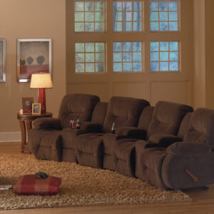 Bodie Reclining Sectional Sofa Collection