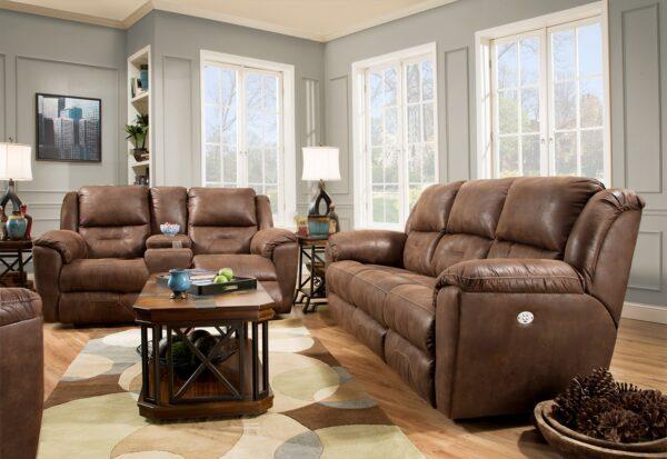 Avatar Reclining Sofa Collection