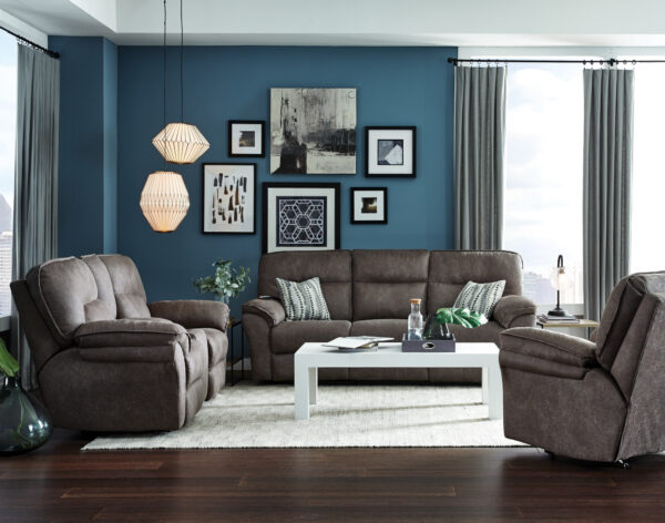 Bombshell Reclining Sofa Collection