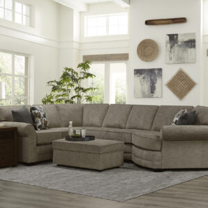 Brantley Reclining Sectional Sofa Collection