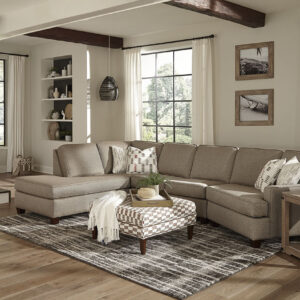 Elliott Sectional Sofa Collection