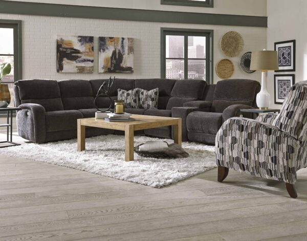 Fandango Reclining Sectional Sofa Collection