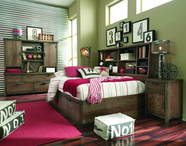 Fulton Kids Bedroom Collection