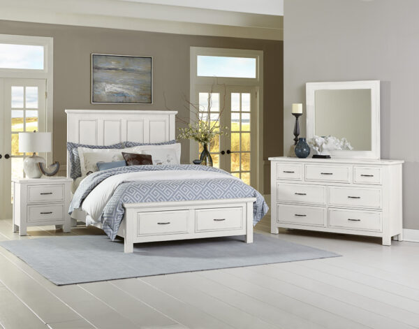 Maple Road White Bedroom Collection
