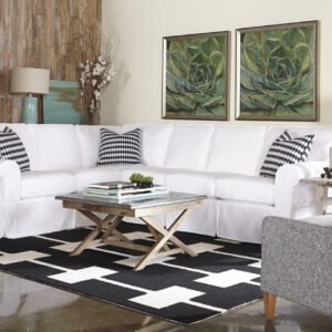 Nantucket Slipcover Sectional Sofa Collection