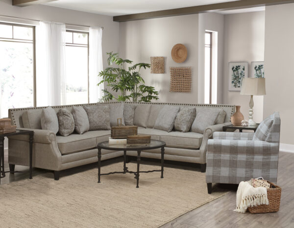 Palmer Sectional Sofa Collection
