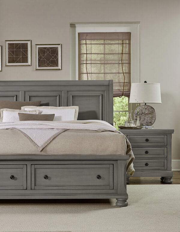 Reflections Pewter Bedroom Collection