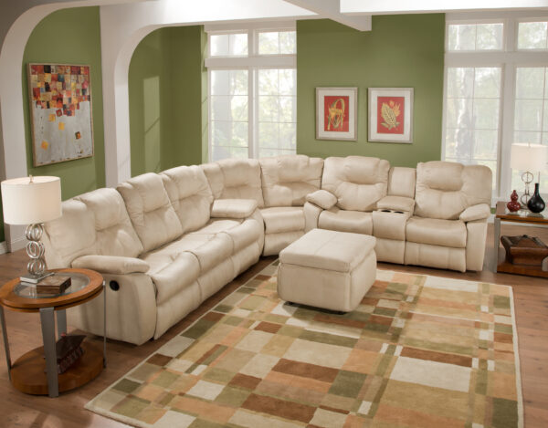 Rider Reclining Sectional Sofa Collection