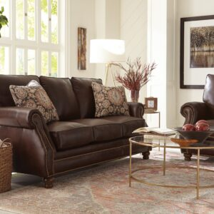 Savona Leather Sofa Collection