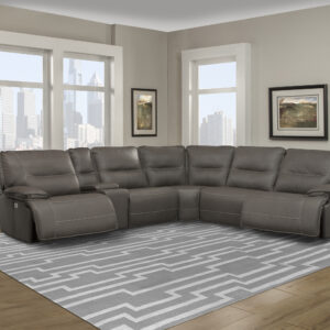 Spartan Reclining Sectional Sofa Collection