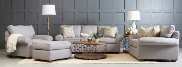 Troupe Stationary Sofa Collection