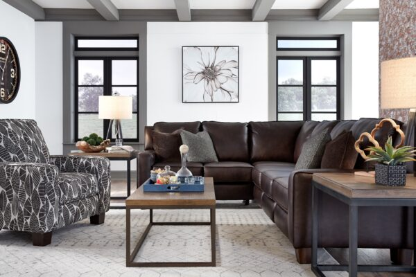 West End Reclining Sectional Sofa Collection