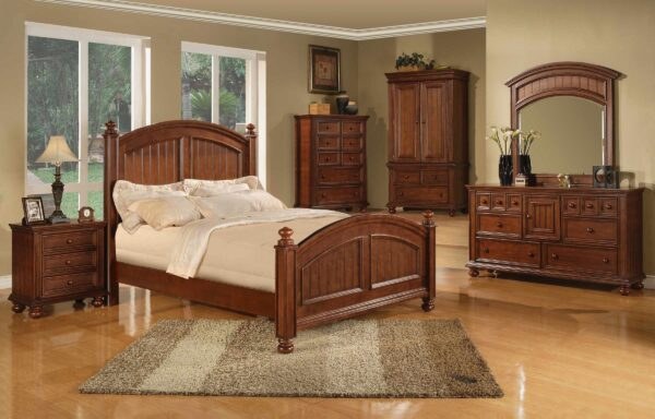 Cape Cod Cherry Bedroom Collection