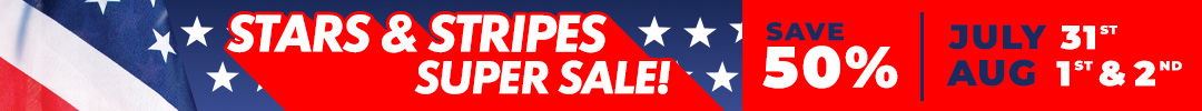 Monarch Furniture's Stars and Stripes Super Sale
