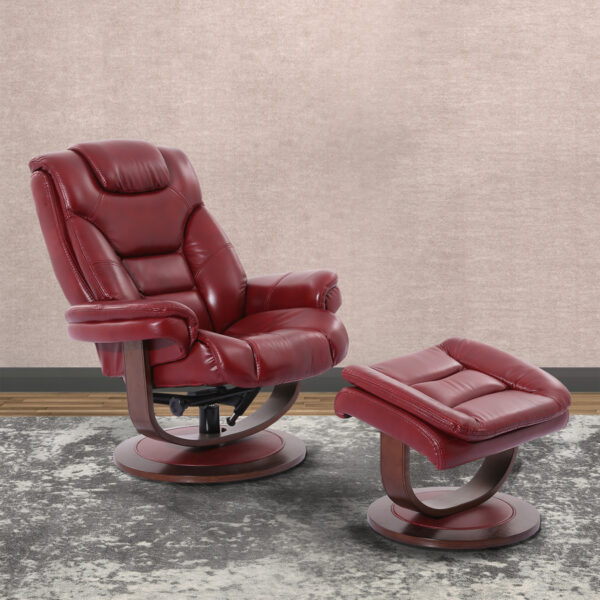 The Stressless Rouge Recliner