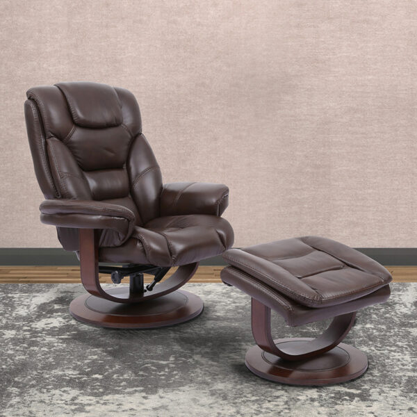 The Stressless Whiskey Recliner