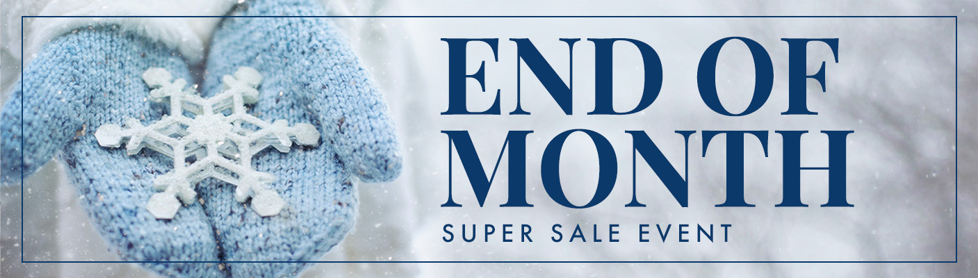 Monarch Furniture's Mid-Winter Super Sale